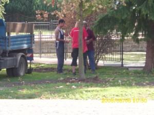 Im Wählergespräch / Weitere Bilder beim Draufklicken